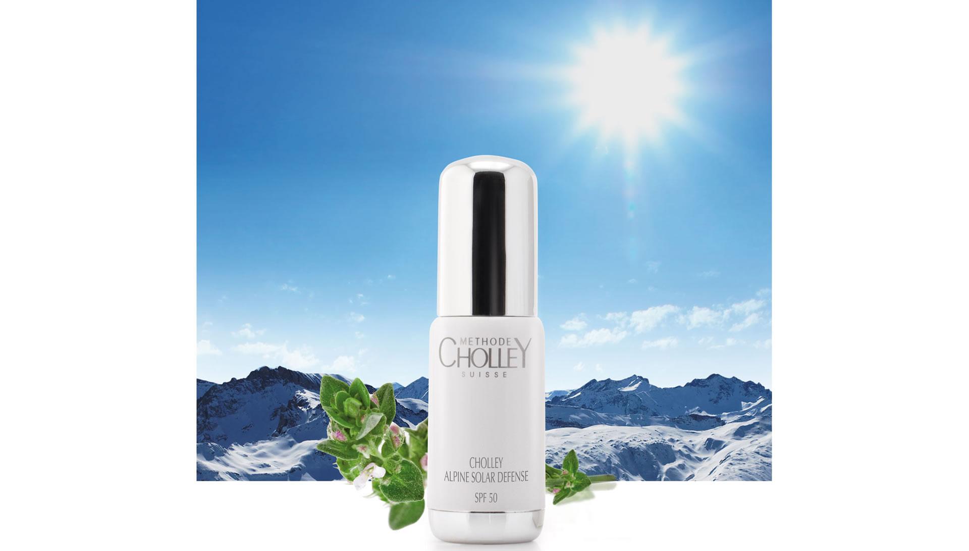 Solar Protection Cream - CHOLLEY