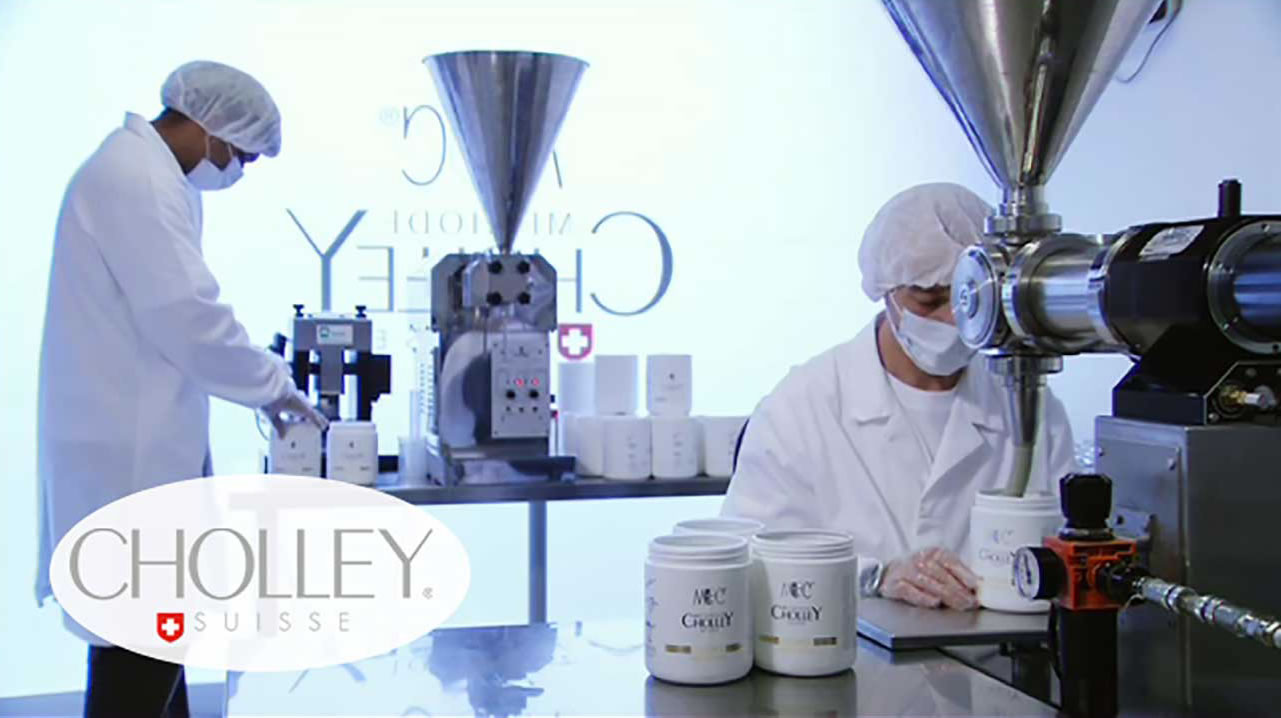 CHOLLEY Laboratories in Switzerland