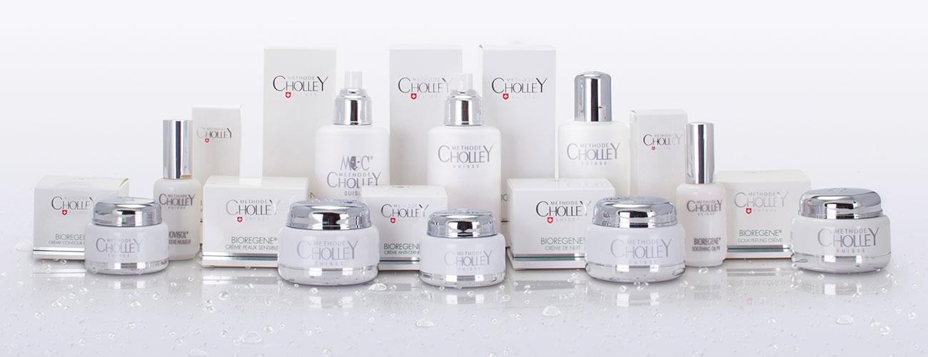 Regeneration & Hydration Skin Care Products - BIOREGENE- CHOLLEY
