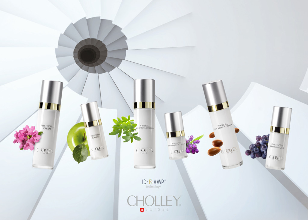 Swiss Anti Aging Cream & Serum | CHOLLEY