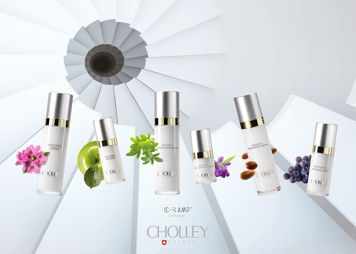 Swiss Anti Aging Cream & Serum | CHOLLEY