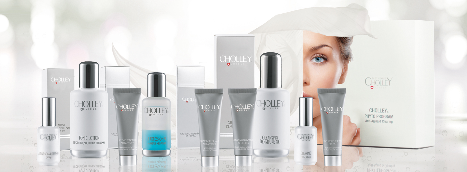 CHOLLEY Anti-Aging and Whitening