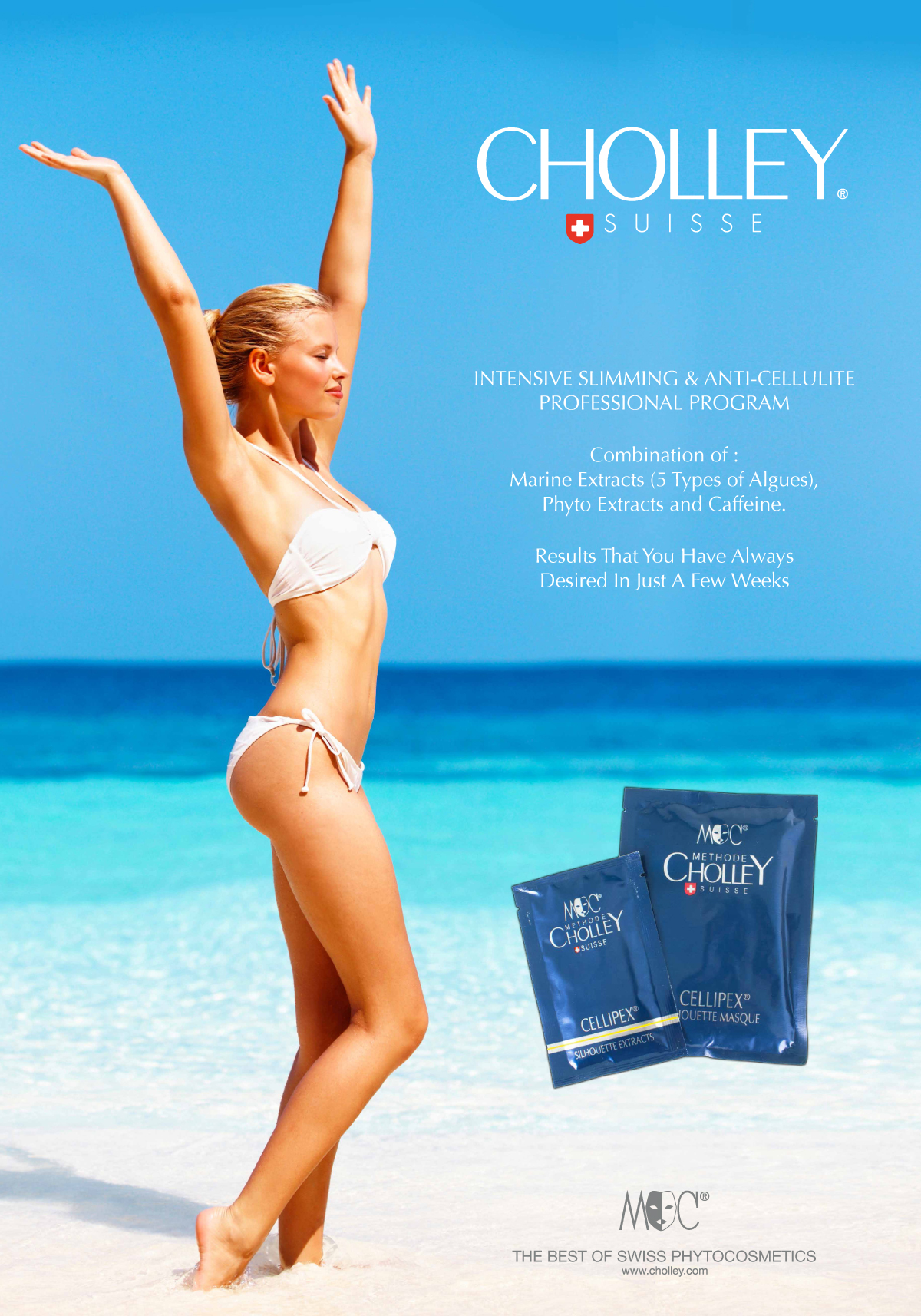 CELLIPEX intensive Slimming Program