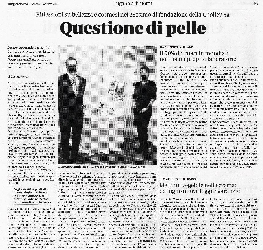 thumbnail of LaRegioneTicino_2014_25thAnniversary